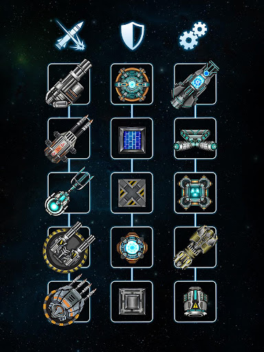 Space Arena: Build & Fight 1.9 screenshots 12