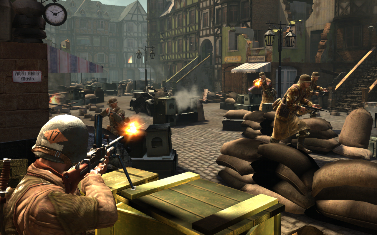 FRONTLINE COMMANDO: WW2 screenshot #24