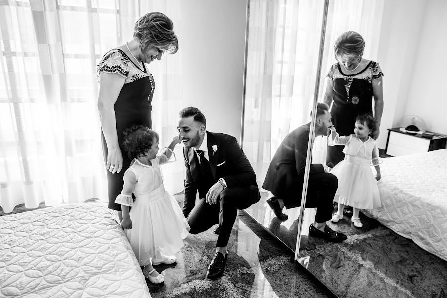 Wedding photographer Antonio Bonifacio (MommStudio). Photo of 23.01.2020