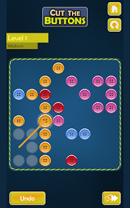 Cut The Buttons 2 Logic Puzzle 1.0.3 (Paid)