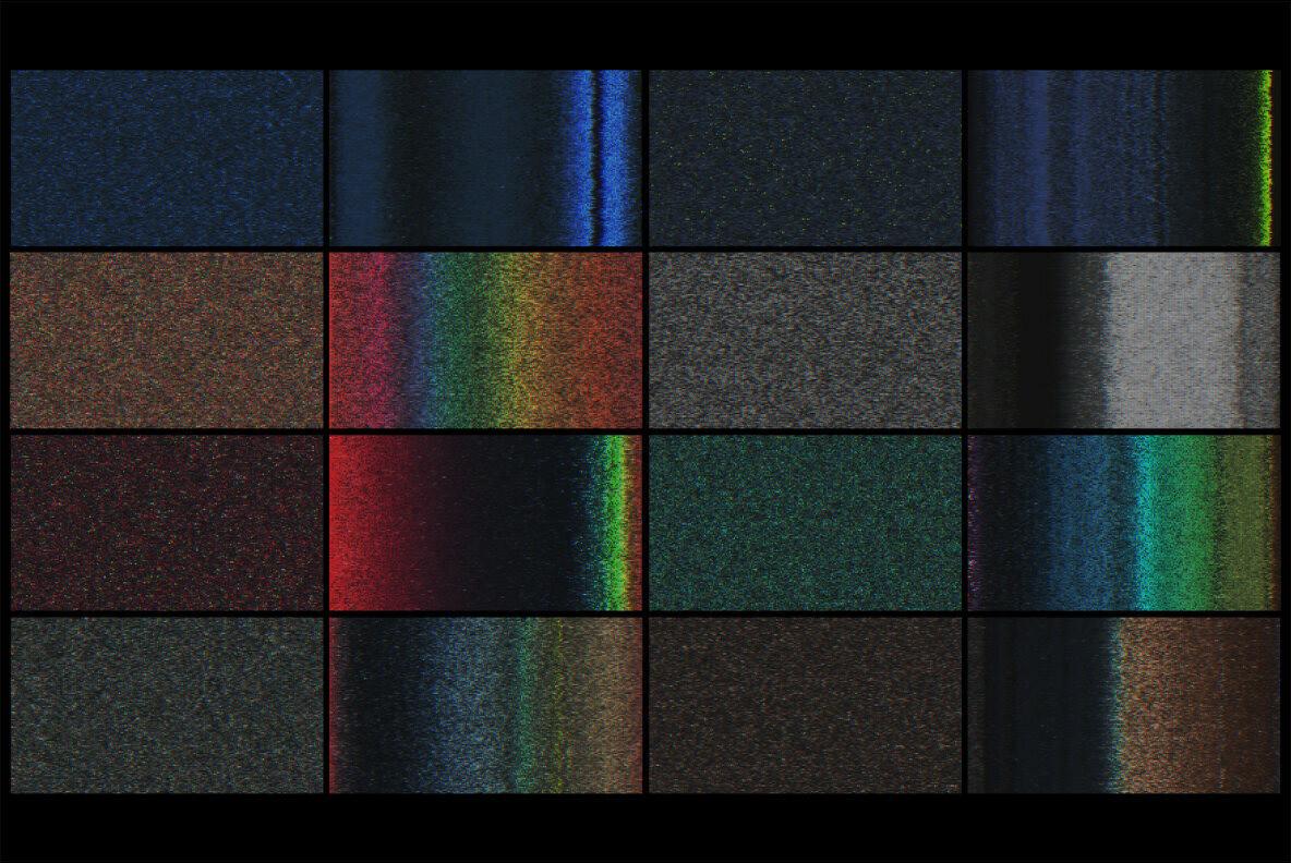 Image may contain: colorfulness, screenshot and abstract