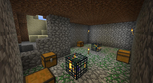 Dungeon Seed For Minecraft