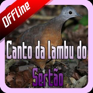 Canto da lambu do Sertão Offline - náhled