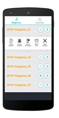 Kpop Alarm Ringtones - screenshot