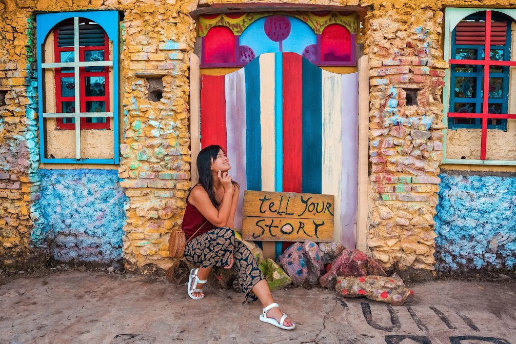 sharon loh indonesian travel blogger