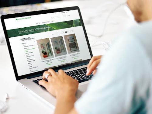 Tiendas online Conquista internet Bilbao