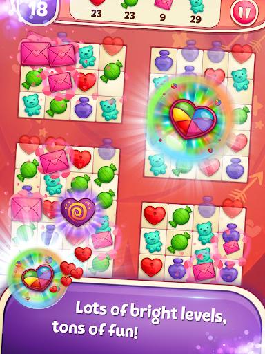 Sweet Hearts - Cute Candy Match 3 Puzzle  screenshots 13