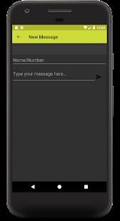 MessageEZ SMS Organizer - náhled