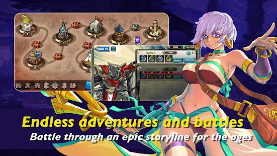 Hack Game Fate:The One apk free
