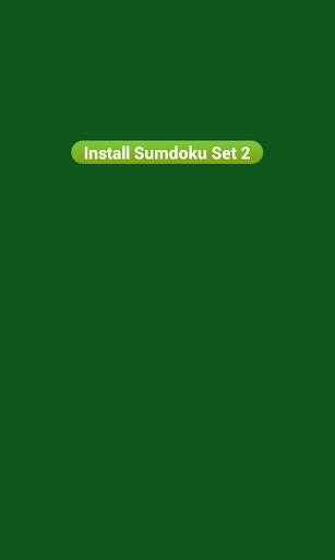 Sumdoku Set 3