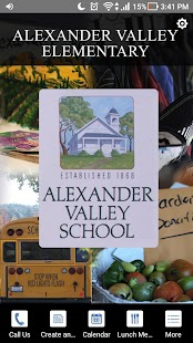 Alexander Valley Elementary School- screenshot thumbnail