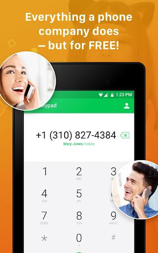 Nextplus Free SMS Text + Calls  screenshots 17