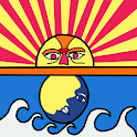 Tide Now Tampa Tides, Sun and Moon Times icon