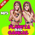 Planeta das Gemeas Musicas Letras Offline mp3 new icon