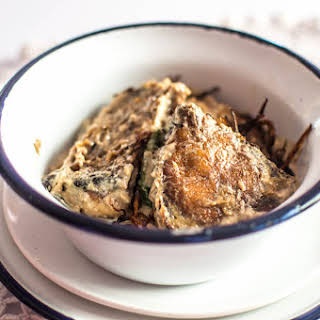 Doodh Maach | Fish cooked with Milk.