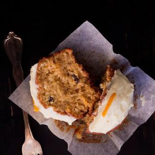 Carrot Cake Jumbo Muffins