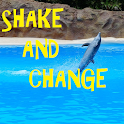 Dolphin Shake and Change LWP icon