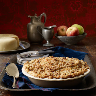 Apple Pie With White Sugar Crumb Topping Recipes