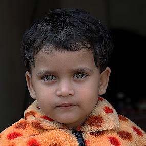 by Babu Mallick - Babies & Children Child Portraits