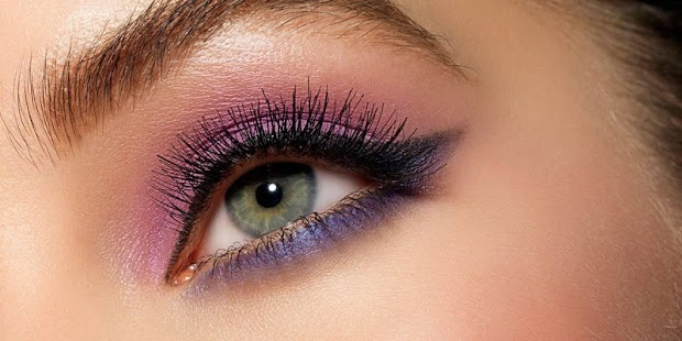 eye make-up - náhled