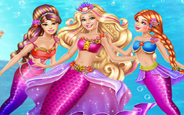 Princess Mermaid Coronation