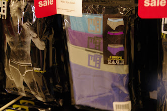 Photo: I purchased a 2-pack of underwear for my husband a few months ago, but I was really happy to see 3-packs available. I also was loving the new colors. Very pretty.
