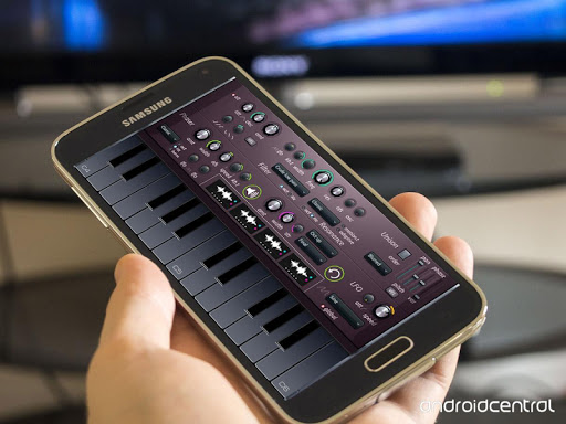 Nexus- Piano for android 1.2 screenshots 1