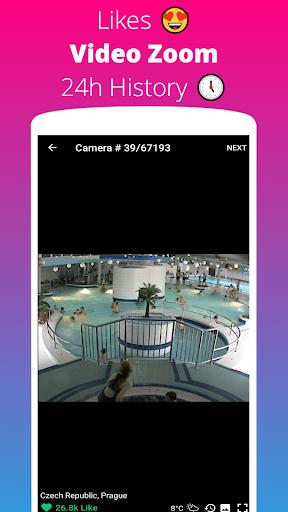 Live Camera: World IP CCTV Webcams Online Video 1.7 screenshots 2