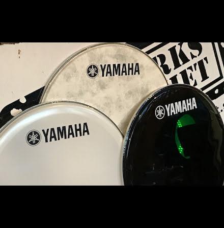 Yamaha Frontskinn - Classic Logo
