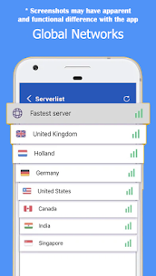 Barando VPN Premium Mod Apk 2