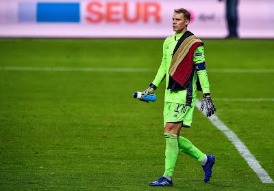 Une claque historique et une sombre première pour Manuel Neuer