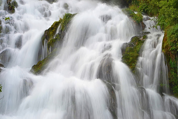 Cascata Trentina di giuseppedangelo