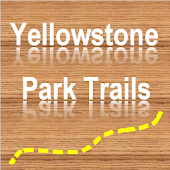 Trails of Yellowstone NP