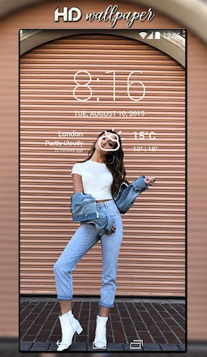 Download Erika Costell Wallpapers APK