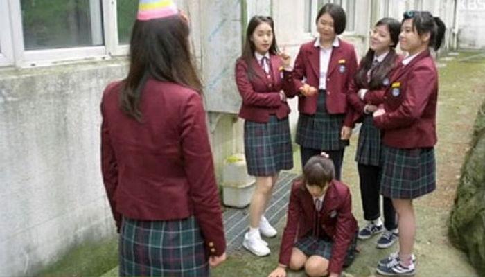 choi ye seul mino bully school
