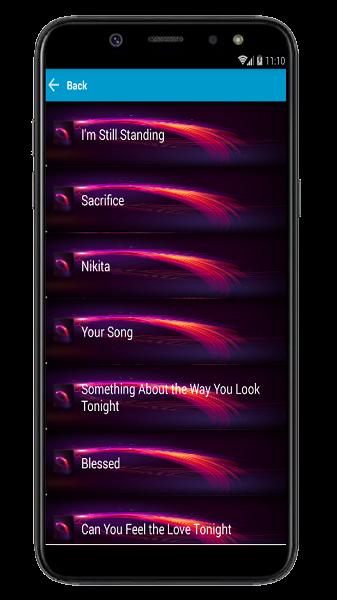 Скриншот Best Of Oasis Songs