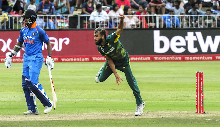 South Africa's spinner Imran Tahir has missed out on the Proteas tour to Sri Lanka.