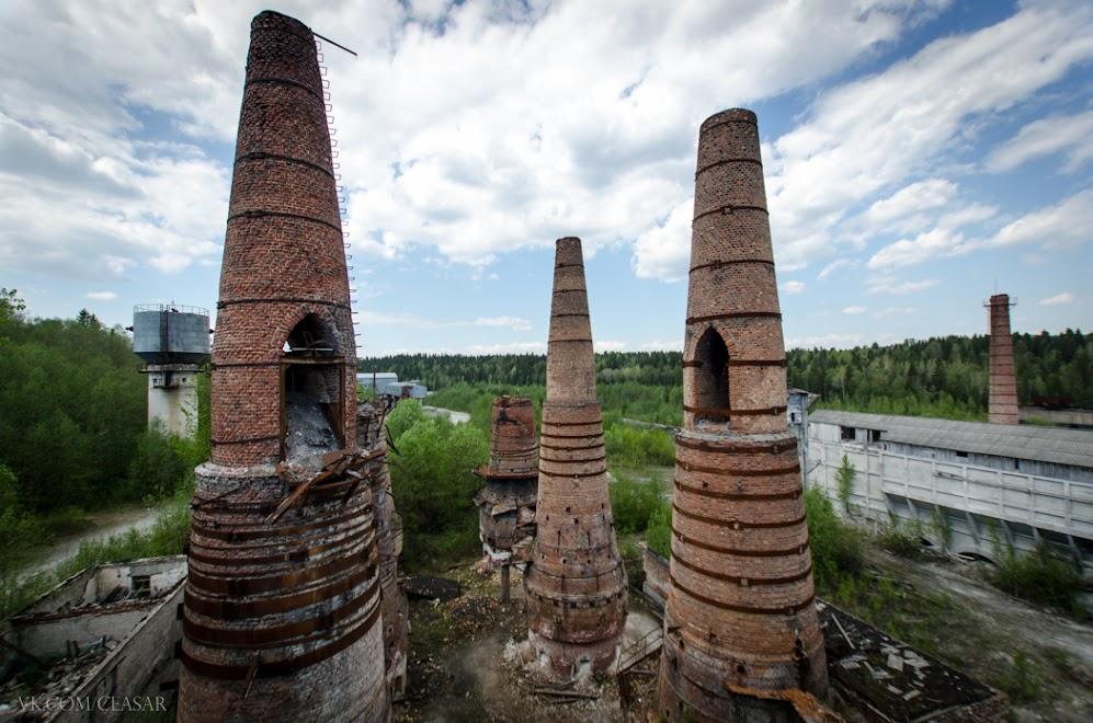 Мраморно-известняковый завод, Карелия