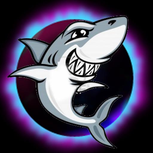 Zombie shark dash in thesea