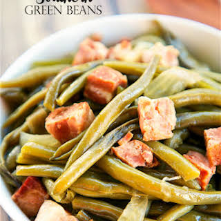 Southern Green Beans With Ham Recipes.