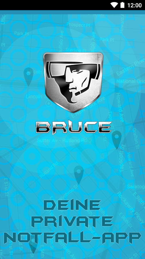 Bruce Notfall Communicator- screenshot