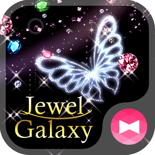 Night sky Theme-Jewel Galaxy- Icon