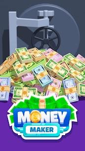 Money Maker 3D – Print Cash MOD (Unlocked) 1