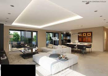 Appartement 4 pièces 87 m2