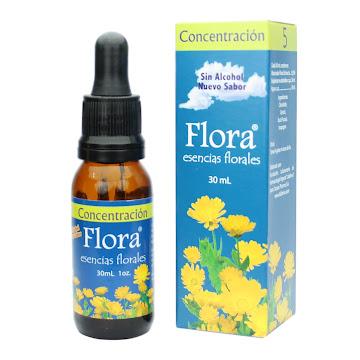 Esencia Flora Cognis   Essence Flower Essences X30Ml.