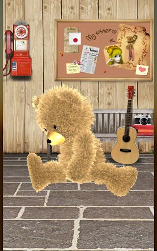 Talking Teddy Bear screenshots 6