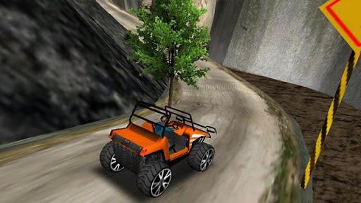 ATV Hill Climbing - offroad