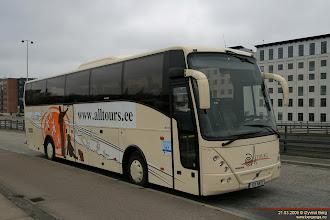 "Photo: 303 MKD ved Kalvebod Brygge, København, 21.03.2009. Alltours OÜ, Pärnu. (BE: FXI-146, Reizen Patteeuw, Moorslede ""Ann Sofie"")"