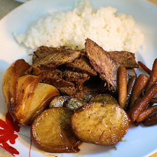 Oven Cooked Chuck Roast Recipe