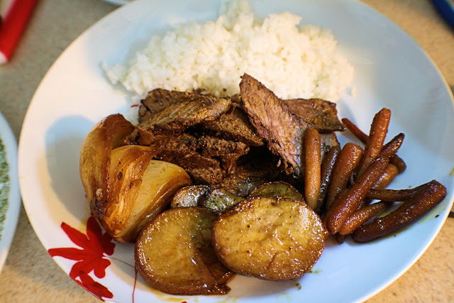 Oven Cooked Chuck Roast